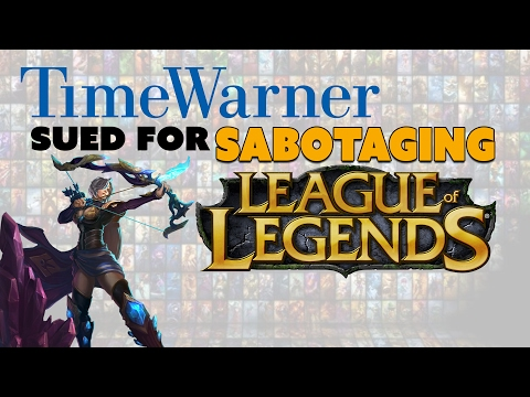Time Warner Sued for SABOTAGING Gamers! - The Know Game News