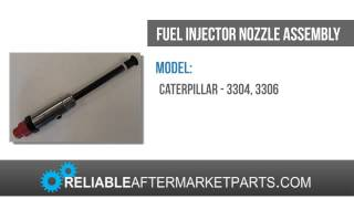 168 Cat 8N7005 New Caterpillar Fuel Injector Pencil Nozzle Assembly 3304 3306