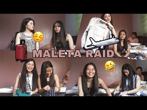 MALETA RAID (ft. Gwyneth Minor) | Kyla Mazaredo