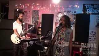 Shiro-Dame- ''zu Erstellen Fand'' (Live auf Radio K)