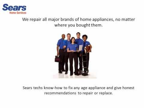 Appliance Repair Service By Sears Home Services