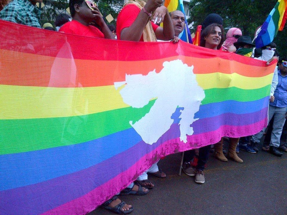 4e24d62a34c1 Gujarat s First Pride March in Surat