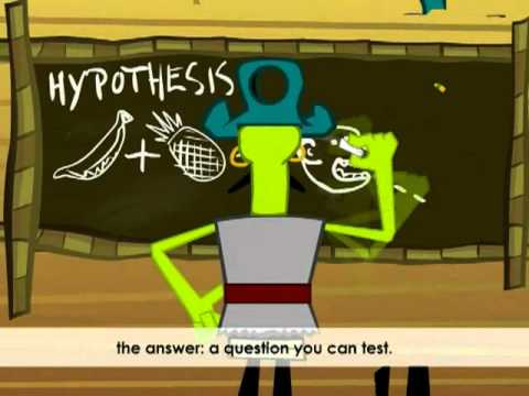 Science Pirates Songs - Hypothesis Song