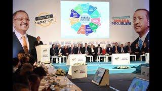 Ankara Projeleri Tanıtım Toplantısı