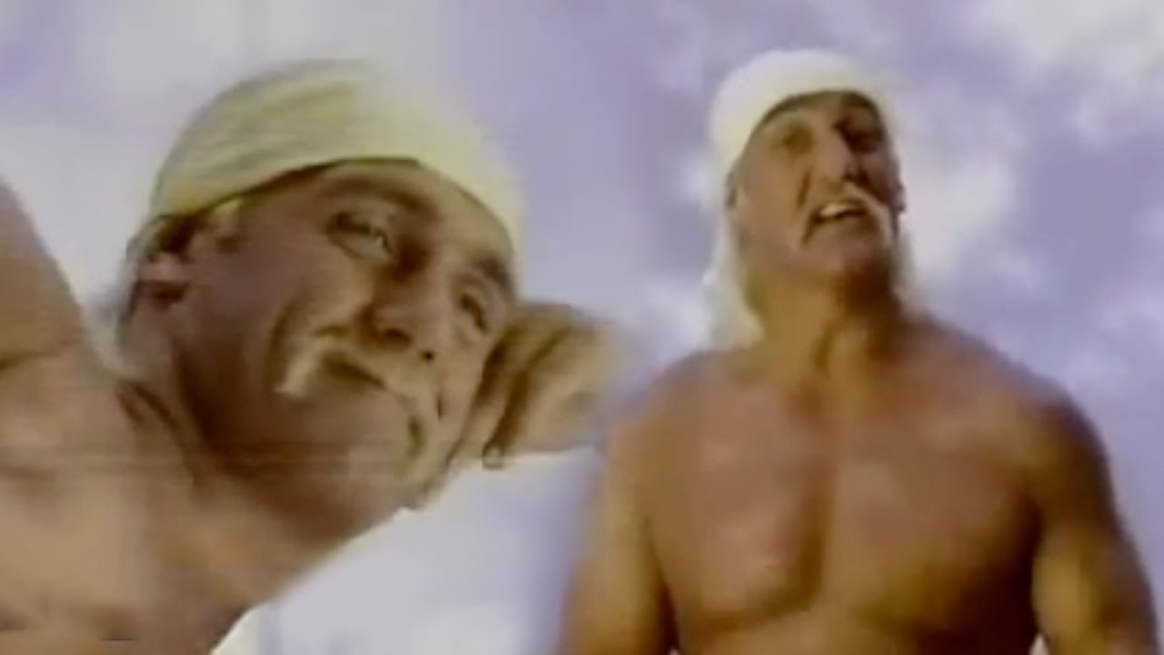 Hulk Hogan's Ridiculous Japanese Commercial - WWE Unseen Footage ...