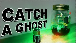 How To Catch A Ghost With A Ghost Trap