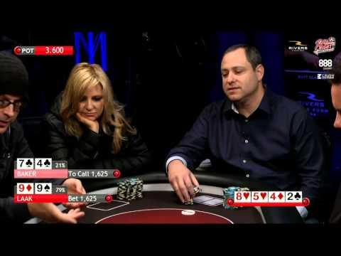 Poker Night In America | Live Stream | 11-20-15 | Part 1 of 3 | Rivers Casino – Pittsburgh, PA