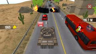 Tank Traffic Racer 2 - Android Mobile Games 4 Kids