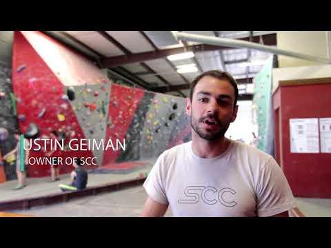 Sport Climbing Center // Colorado Springs