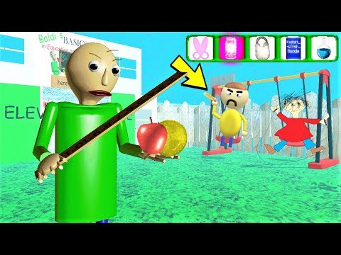AN AWESOME UNTITLED BALDI DECOMPILE!! | Baldi's Basics In A Little Bit Of Everything