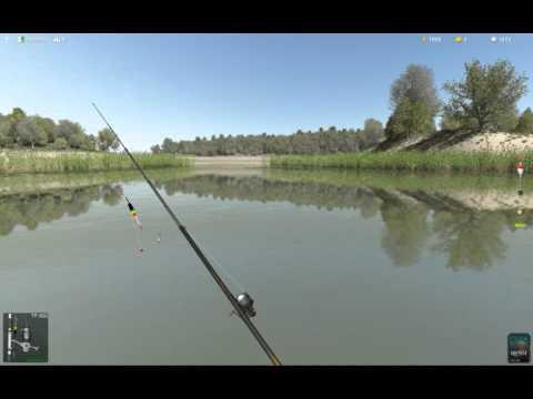 Азы игры Трофейная Рыбалка 2