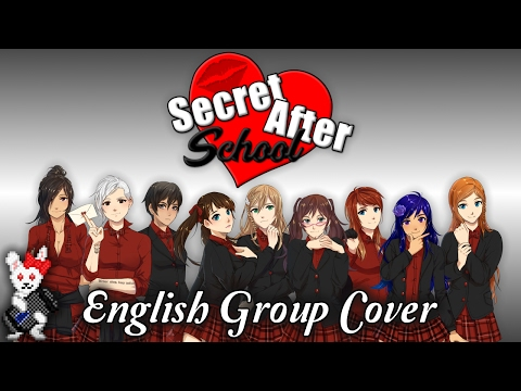 『TBOE Production』Secret After School - English Group Cover