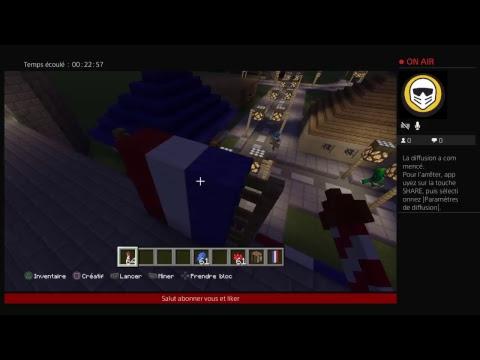 Construction de ville rp partie 9 château de Versailles #4