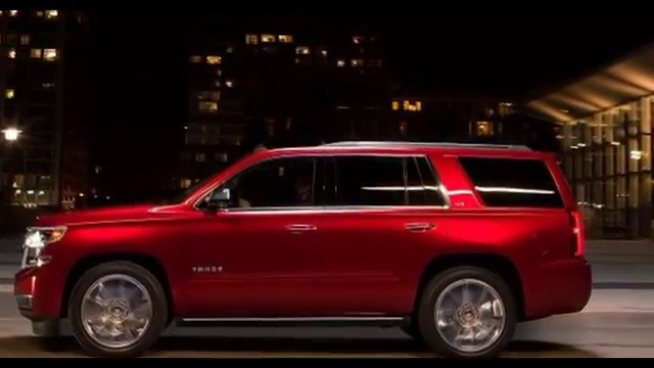 2017 Chevy Tahoe Interior, Release Date   YouTube
