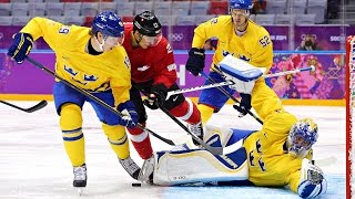 Хоккей. Чемпионат мира 2017. Швеция - Канада (Прямая трансляция) LIVE