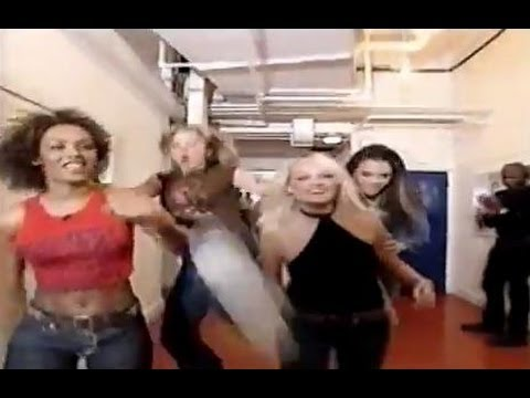 Spice Girls - TFI Friday (2000)