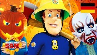 Feuerwehrmann Sam Deutsch Neue Folgen | Kürbisfest 🎃 Halloweenkostüm | Zeichentrickserie für kinder