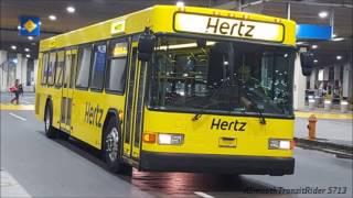 Special On board Hertz 7: Courtesy Shuttle Part 1