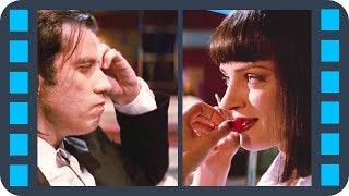 Неловкое молчание — «Криминальное чтиво» (1994) сцена 4/12 HD
