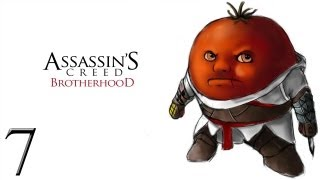 Прохождение Assassin's Creed: Brotherhood: 7я часть(Не забывайте про лайки, - это очень сильно поможет каналу! Подписывайтесь на канал: http://www.youtube.com/user/PomodorkaZR?feat..., 2012-09-19T01:22:50.000Z)