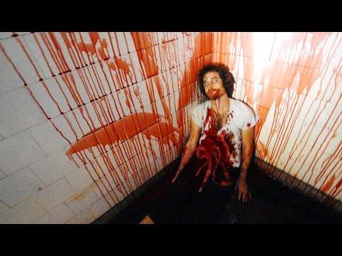 L'exploration nocturne d'un bunker abandonné vire au cauchemar Spéciale Halloween