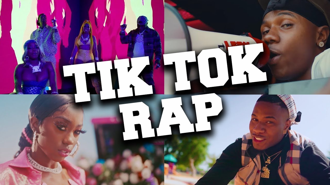 Top 40 TikTok Rap Songs with Names 2020 - October