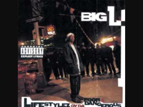 Big L Street Struck WITH LYRICS