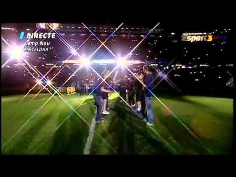 FC.Barcelona Celebración Campeones de Liga 2010/2011 Camp Nou  1/3
