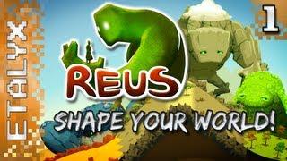 Reus - God Game of Ancient Giants Pt.1