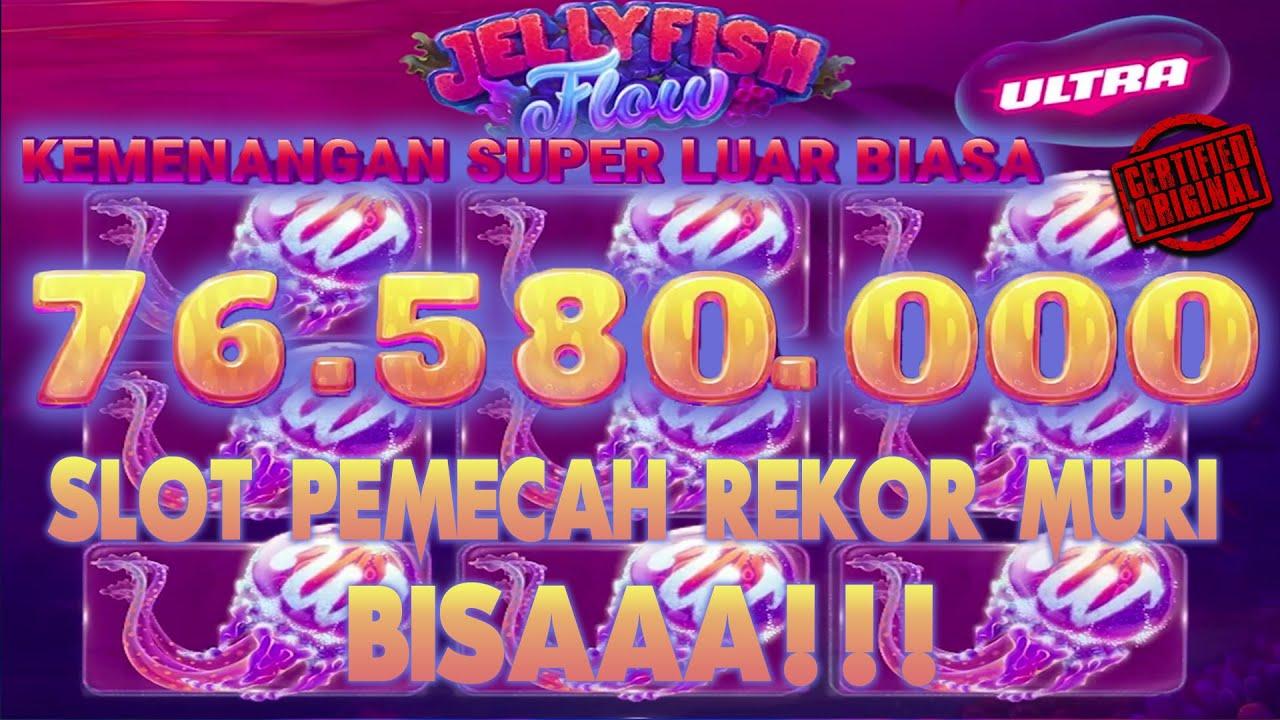 Jellyfish Flow Ultra Habanero Slot Sering Joker Yg Gampang Menang Pecah Rekor Youtube