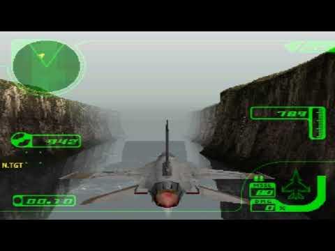 Ace Combat 3 - 04 - Moonlight Flower And Maze