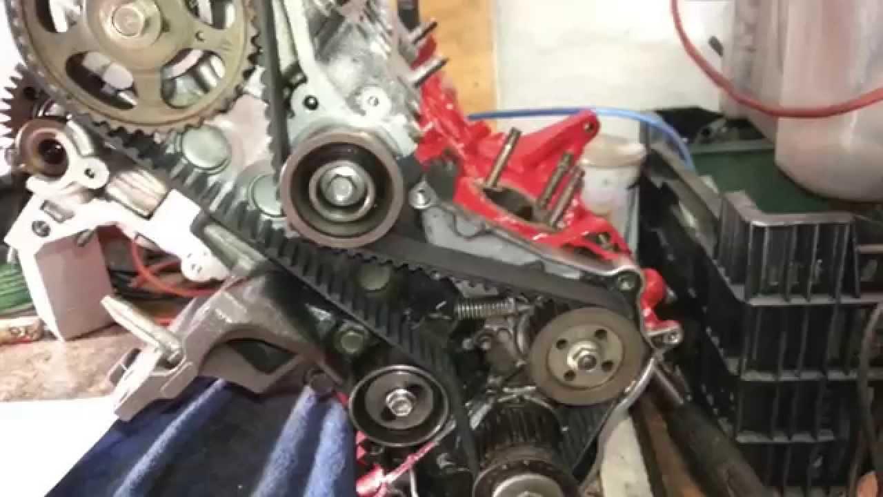 2002 Mazda Millenia Wiring Diagram Toyota 4efte Cylinder Head Camshaft Amp Timing Belt