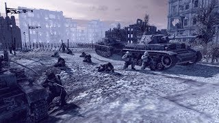 Bloodiest Battlefield of WWII - Battle for Stalingrad 1943 | Men of War: Assault Squad 2 Gameplay
