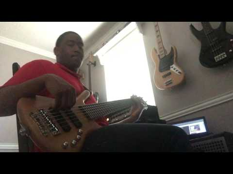 Mary J. Blige U+Me(Love Lesson)-bass cover