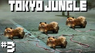 Tokyo Jungle (with Danielle): Puppy Pack - Part 3