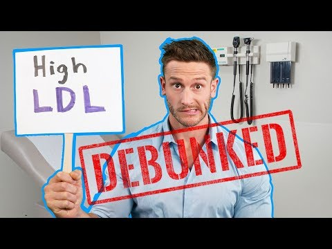 Is High LDL Cholesterol Total NONSENSE?