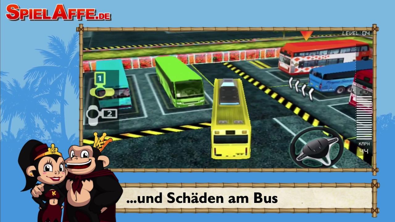 Bus Parken Spiele