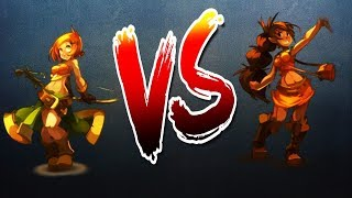 [DOFUS] KOLI 1 VS 1  CRA VS FECA QUI VA GAGNER ?!