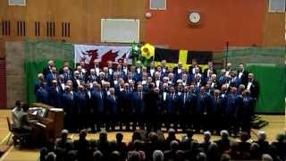 Stout Hearted Men, Builth Wells Male Voice Choir