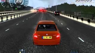 City Car Driving 1.3.3 - Skoda Octavia A7 2013 Car Download