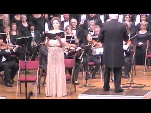 Mozart: Exsultate Jubilate - Part 4 (Alleluia)