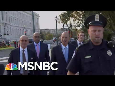 NYT: Ukraine President Was Prepared To Do Trump's Bidding In Fear Of Losing Aid | Hardball | MSNBC