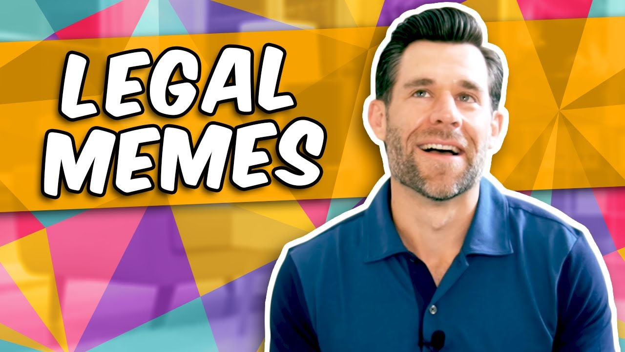 Real Lawyer Reacts to LEGAL MEMES // Legal Eagle