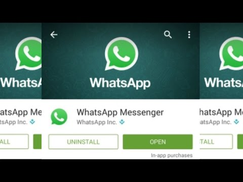 How To Install WhatsApp Messenger On My Android Phone