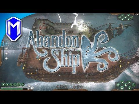 Abandon Ship - Ramming Speed, Prepare To Board! - Let's Play Abandon Ship Combat Demo Gameplay