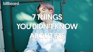 Here S 7 Things You Didn T Know About Bts MP3