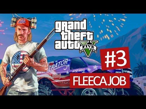 GTA V PC #3 - Fleeca Job