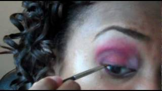 Valentine's Day Eyeshadow Tutorial Thumbnail