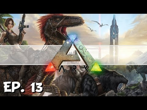 ARK: Survival Evolved - Ep. 13 - The Southern Migration! - Let's Play