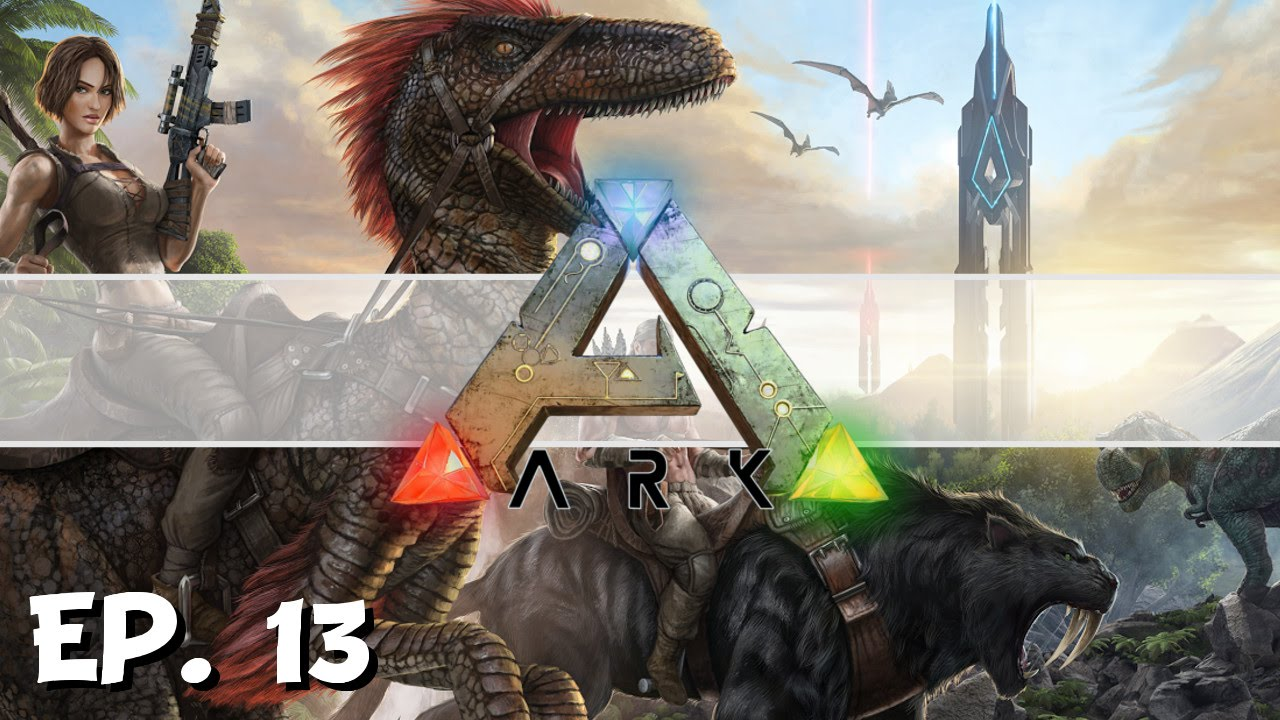 ark survival evolved ep 13 the southern migration lets play